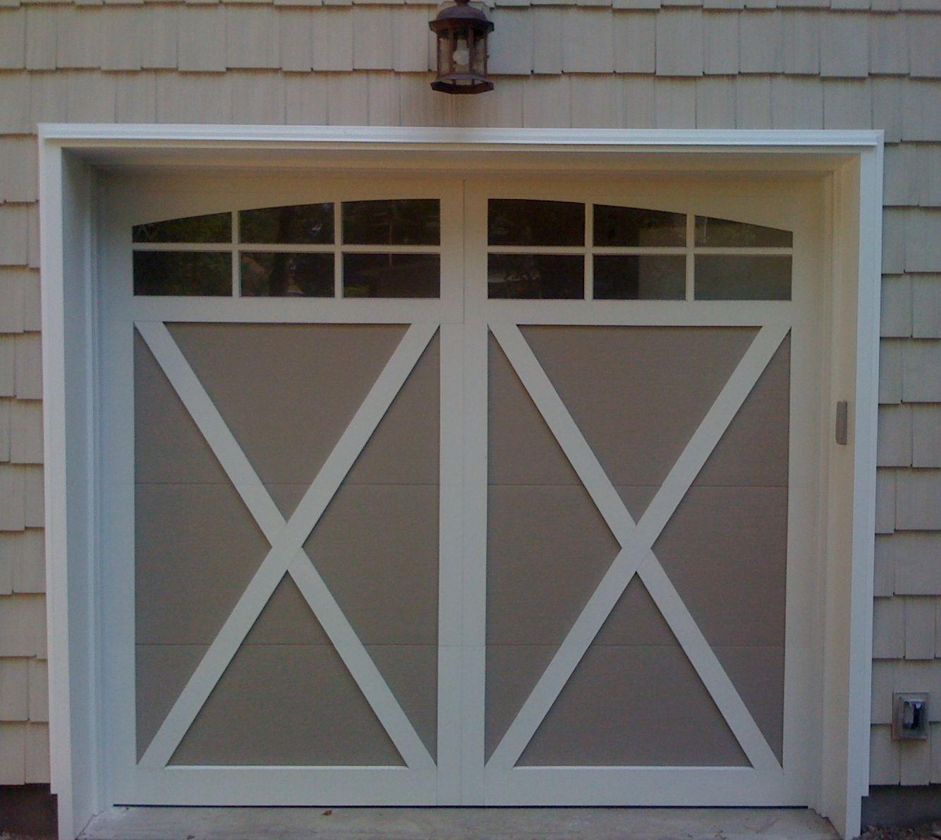 Charmant All American Overhead Garage Doors And Garage Door Openers
